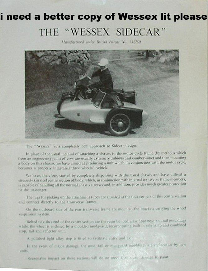 Wessex Brochure Cover